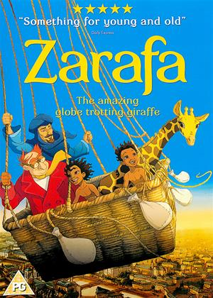 Rent Zarafa Online DVD Rental