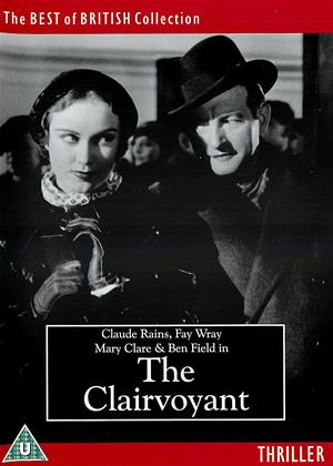 Rent The Clairvoyant Online DVD & Blu-ray Rental