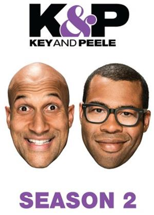 Rent Key and Peele: Series 2 (aka K&P: Key and Peele) Online DVD & Blu-ray Rental