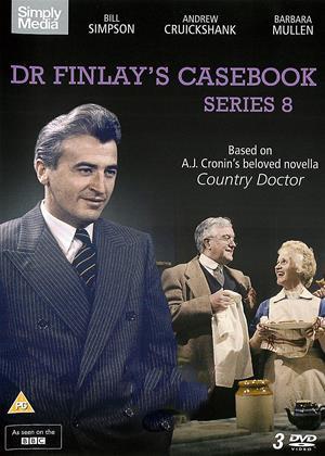Rent Dr. Finlay's Casebook: Series 8 Online DVD & Blu-ray Rental