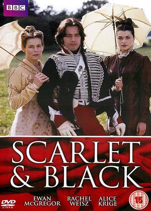 Rent Scarlet and Black Online DVD Rental