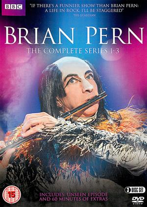 Rent Brian Pern: The Complete Series (aka The Life of Rock with Brian Pern) Online DVD Rental