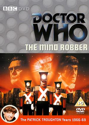 Rent Doctor Who: The Mind Robber Online DVD & Blu-ray Rental