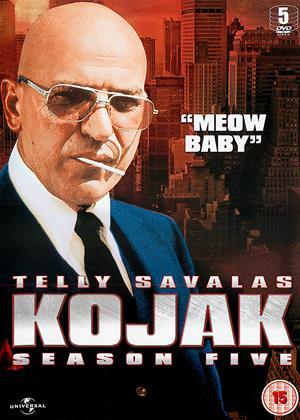 Rent Kojak: Series 5 Online DVD Rental