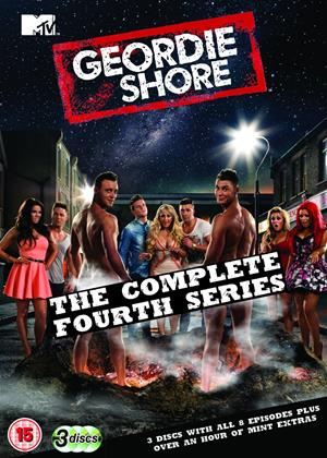 Rent Geordie Shore: Series 4 Online DVD Rental