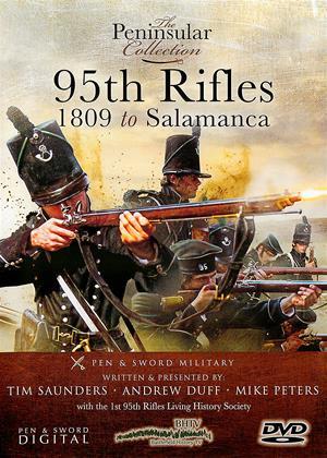 Rent The Peninsular Collection: 95th Rifles: 1809 to Salamanca Online DVD Rental