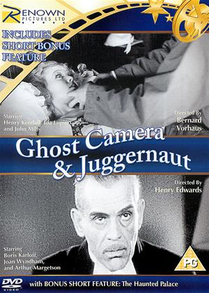 Rent The Ghost Camera / Juggernaut Online DVD Rental