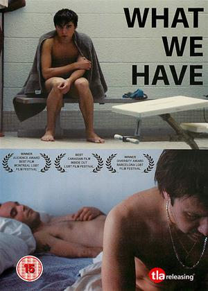 Rent What We Have (aka Ce qu'on a) Online DVD Rental