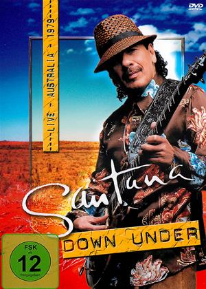Rent Santana: Down Under Online DVD Rental