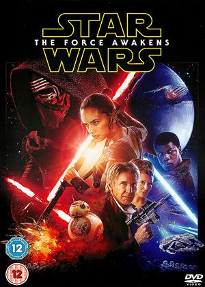 Star Wars: The Force Awakens Online DVD Rental