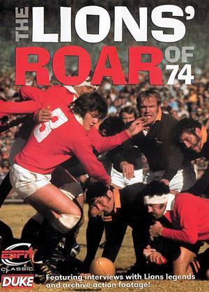 Rent The Lions' Roar of '74 Online DVD & Blu-ray Rental