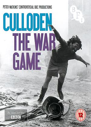 Rent Culloden / The War Game (aka The Battle of Culloden / The War Game) Online DVD & Blu-ray Rental