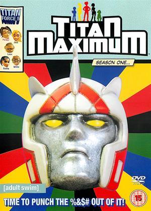 Rent Titan Maximum Online DVD Rental