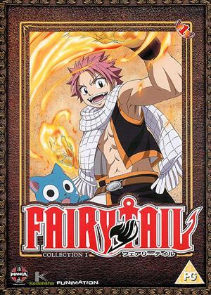 Rent Fairy Tail: Part 1 Online DVD & Blu-ray Rental