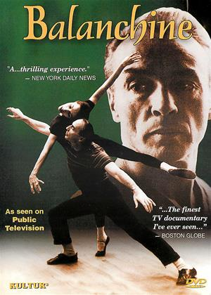 Rent Balanchine Online DVD Rental