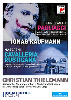 Rent Jonas Kaufmann: Cavalleria Rusticana / Pagliacci Online DVD Rental