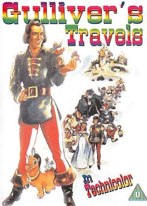 Rent Gulliver's Travels Online DVD Rental