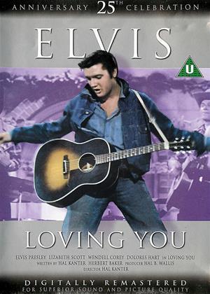 Rent Loving You (aka Elvis Presley: Loving You) Online DVD & Blu-ray Rental