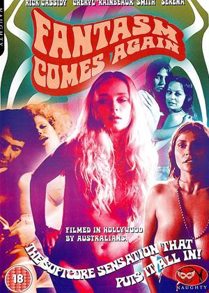 Rent Fantasm Comes Again Online DVD Rental