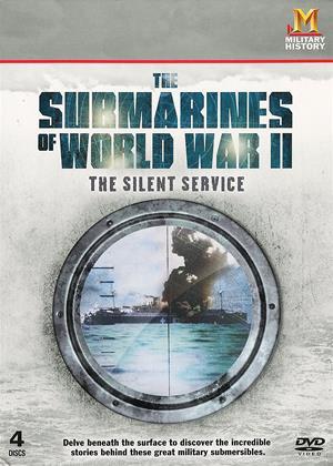 Rent The Submarines of World War II (aka The Submarines of World War II: The Silent Service) Online DVD Rental