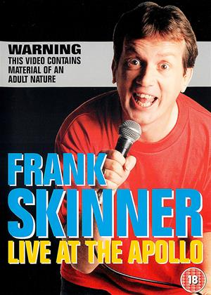 Rent Frank Skinner: Live at the Apollo Online DVD Rental