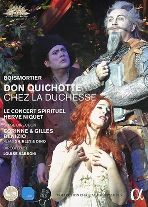 Rent Don Quichotte Chez La Duchesse: Le Concert Spirituel Online DVD Rental