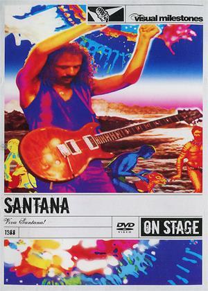 Rent Santana: Viva Santana! Online DVD Rental