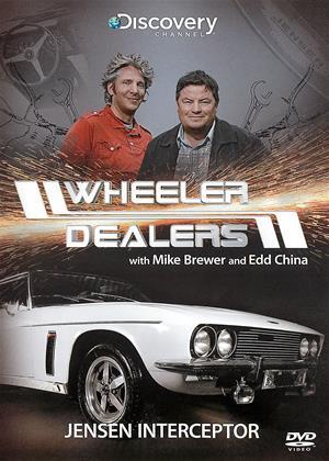 Rent Wheeler Dealers: British Classics: Jensen Interceptor Online DVD Rental