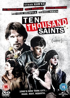 Rent Ten Thousand Saints (aka 10,000 Saints) Online DVD Rental