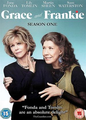 Rent Grace and Frankie: Series 1 Online DVD Rental