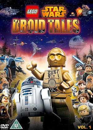 Rent Lego Star Wars: Droid Tales: Vol.1 Online DVD Rental