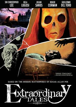 Rent Extraordinary Tales Online DVD Rental