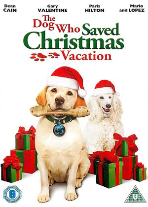 Rent The Dog Who Saved Christmas Vacation Online DVD Rental