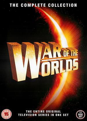 Rent War of the Worlds: Series 1 Online DVD & Blu-ray Rental