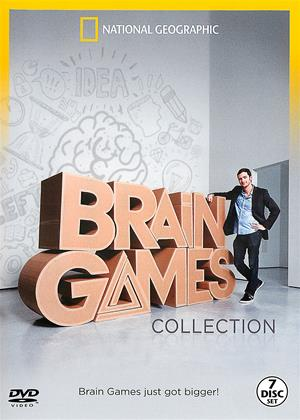 Rent National Geographic: Brain Games Collection Online DVD Rental