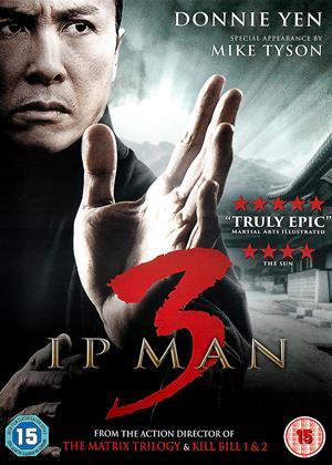 Rent Ip Man 3 (aka Yip Man 3) Online DVD Rental