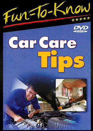 Rent Fun-to-Know: Car Care Tips Online DVD Rental