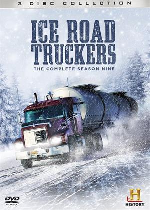 Rent Ice Road Truckers: Series 9 Online DVD Rental