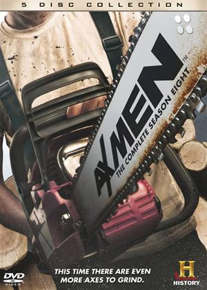 Rent Ax Men: Series 8 Online DVD Rental