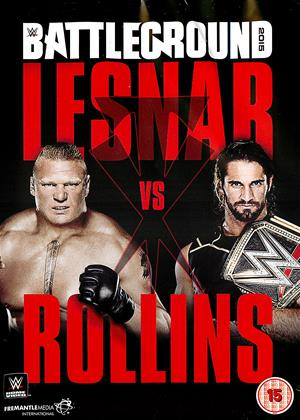 Rent WWE: Battleground 2015 Online DVD & Blu-ray Rental