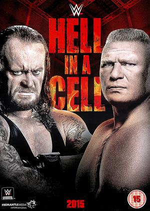 WWE: Hell in a Cell 2015 Online DVD Rental