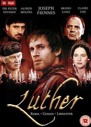 Rent Luther Online DVD Rental