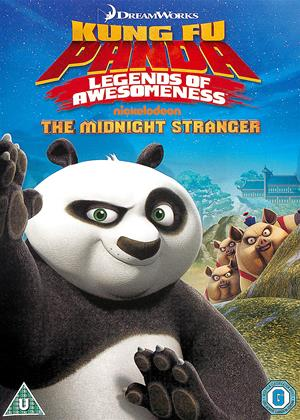 Rent Kung Fu Panda: Legends of Awesomeness: Vol.3 (aka Kung Fu Panda: The Midnight Stranger) Online DVD Rental