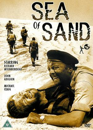 Rent Sea of Sand (aka Desert Patrol) Online DVD Rental