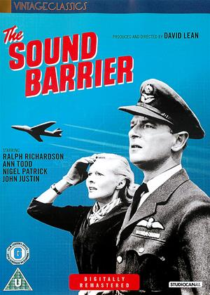 Rent The Sound Barrier (aka Breaking the Sound Barrier) Online DVD & Blu-ray Rental