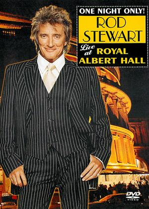 Rent One Night Only! Rod Stewart: Live at Royal Albert Hall Online DVD Rental