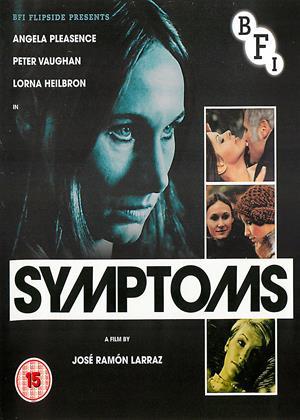 Rent Symptoms (aka The Blood Virgin) Online DVD Rental