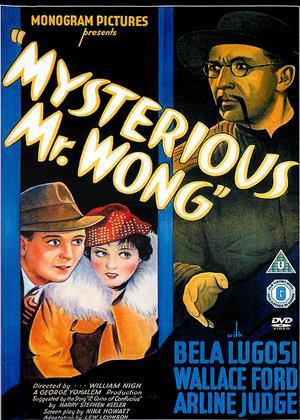 Rent Mysterious Mr. Wong Online DVD & Blu-ray Rental
