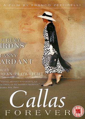Rent Callas Forever Online DVD & Blu-ray Rental