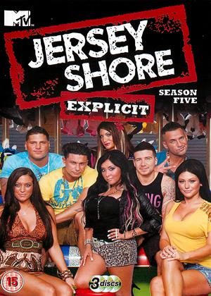 Rent Jersey Shore: Series 5 Online DVD Rental